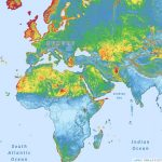 Global Wind Atlas by Vortex, DTU and World Bank