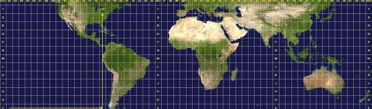 An introduction to geographic coordinates - VORTEX on text map, history map, key map, city map, country map, longitude map, global coordinates map, gps coordinates map,